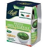 Biffi Pesto 100% Vegetal Sin Queso - 6 de 190 gr. (Total: 1140 gr.)