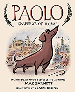 Book Cover: Paolo, Emperor of Rome