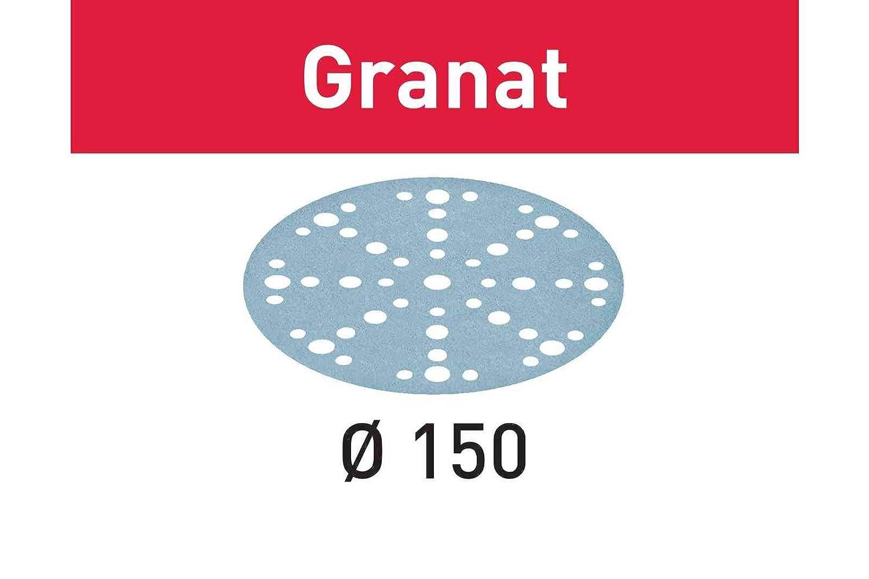 Festool 575161 60 Grit GRANAT For 6 Sander 50X