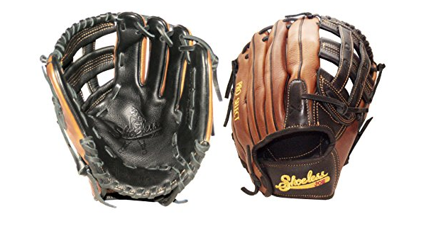 11.75 I-Web Shoeless Joe Professional Series Baseball Glove