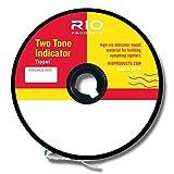Rio 2-Tone Indicator Tippet 30 yds