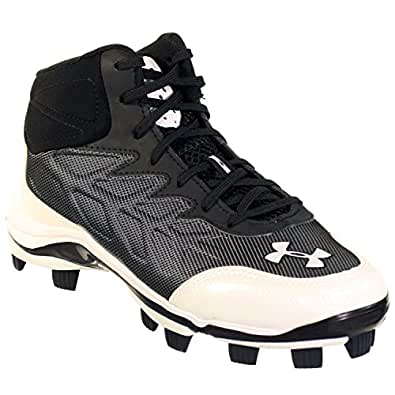 Amazon Com Under Armour Heater Mid Tpu Jr Youth Baseball