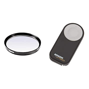 Hama 070055 - Filtro Ultravioleta, Color Neutro, 55 mm ...