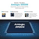 TX3 Mini Android TV Box Amlogic S905W Quad Core
