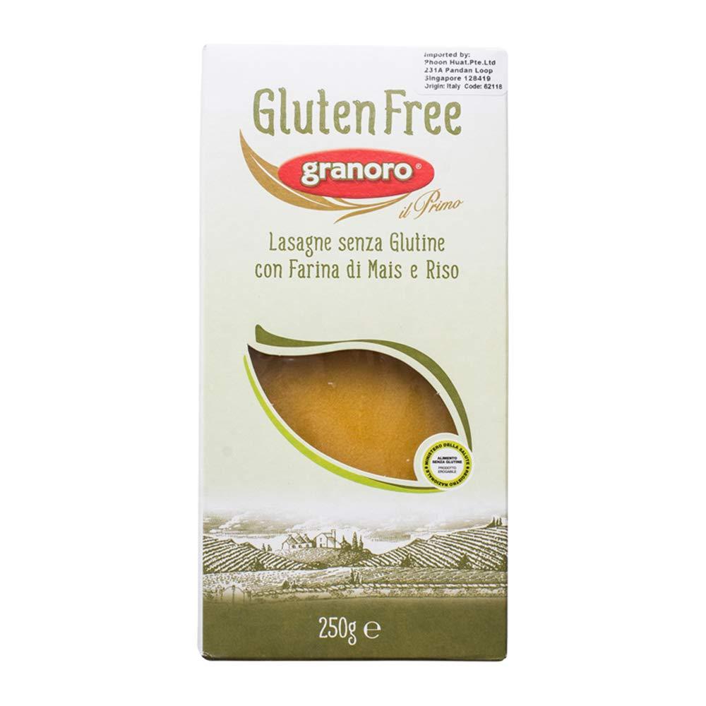 Sin Gluten 250g lasaña