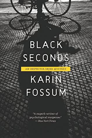 book cover of Black Seconds