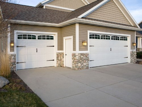Coach House Accents Simulated Garage Door Window (2 Windows Per Kit)    White   Model AP143199, Door Hardware   Amazon Canada