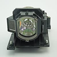 CTLAMP DT01021 456-8755J 78-6972-0008-3 Professional Replacement Lamp with Housing for HITACHI CP-X2010 / CP-X2011 / CP-X2011N / CP-X2510N / CP-X2510EN / CP-X2511 & 3M X30 X30N X35N X36 X46