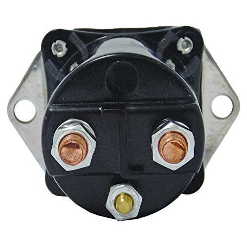 New Starter Solenoid Switch Relay For IHC COMBINE 1420, 1440, 1460, 1470, 1480, More & Cotton Picker 15-345