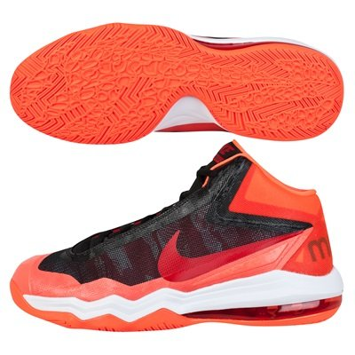 san francisco 574e2 65f82 Nike Air Max Audacity Basketball Shoe - Hyper Orange  Amazon.co.uk  Kitchen    Home