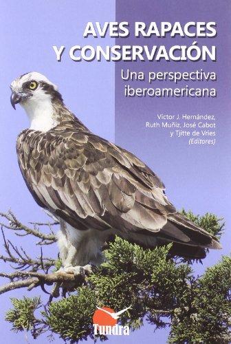 Descargar Libro Aves Rapaces Y Conservacion Victor J. Hernandez