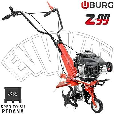 Z-99 Motoazada Motor 4 tiempos 99 cc Motocultor Fresa Moto Zappa ...