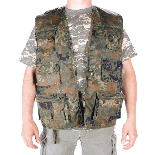 tec Veste Vert Chasse De Olive pêche Mil Xl Camouflage DE2H9I