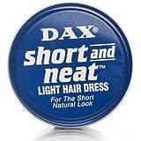 DAX Pommade Modelante Fixation Souple 99g - Short and Neat Light Hair Dress 3,5oz