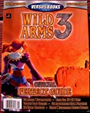 Versus Books Official Perfect Guide for Wild Arms 3