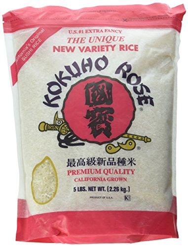 KOKUHO Rice Sushi dIBHPu, 2 Pack (5 lbs)