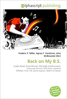 EPUB Gratis Back On My B s : Studio Album, Busta Rhymes, Aftermath
