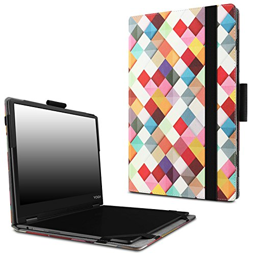 Infiland Lenovo Premium Leather Android