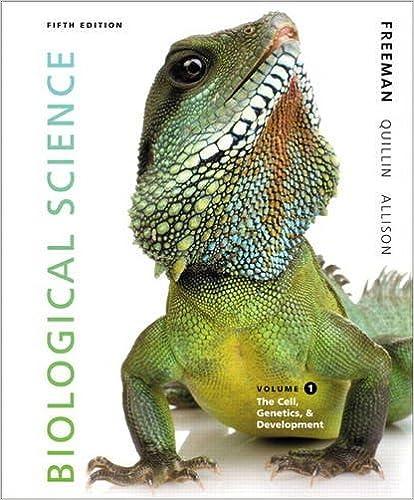 Biological Science Freeman 5th Edition Pdf