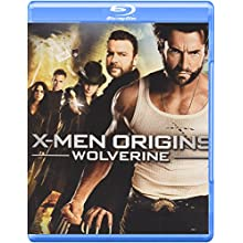 X-men Origins: Wolverine Blu-ray (2009)