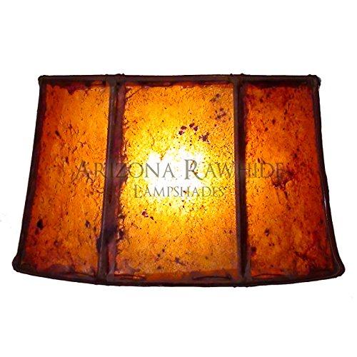 Rawhide Lamp Shade 7