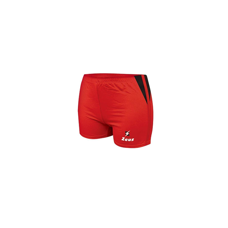 Zeus Pantaloncino Tiger Pantalones Cortos Voleibol Para Las Mujeres Sport Pegashop: Amazon.es: Deportes y aire libre