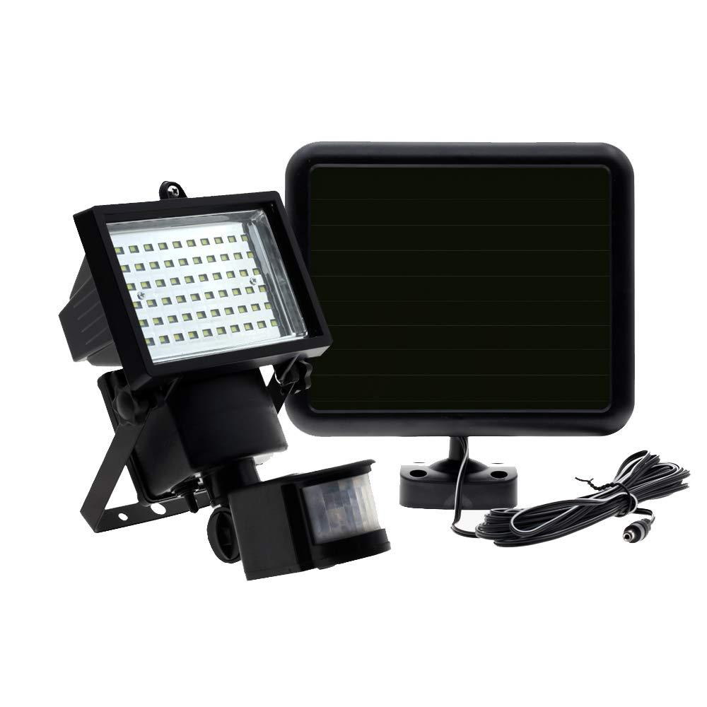 Foco con sensor de movimiento de LED lámpara Foco farol 15 W Luz fría: Amazon.es: Iluminación