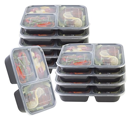 STORAPAK Packaging Containers Microwave Compartment