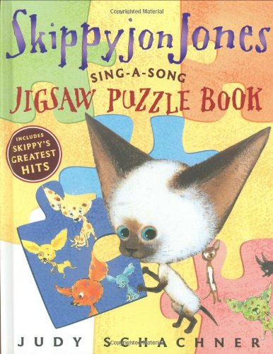 Download Skippyjon Jones Sing-A-Song Puzzle Book ebook