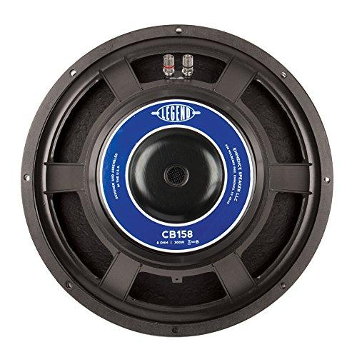 "Eminence Legend CB158 15"" Bass Guitar Speaker, 300 Watts at 8 Ohms"