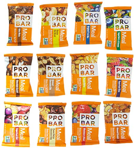 Probar Meal Variety Pack, 12 Count
