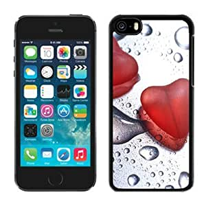 LJF phone case Valentine's Day Iphone 5c Case 17 Phone Cases for Lovers