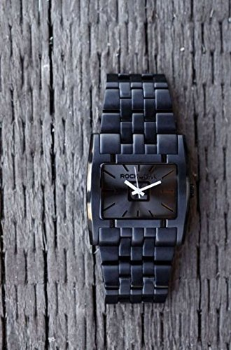 Rockwell Time Men's Apostle Gunmetal Case/Gray Dial Watch by Rockwell Time (Image #3)