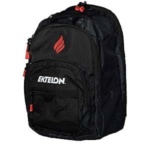 Ektelon Adrenalin Backpack Bag (Black/Red)