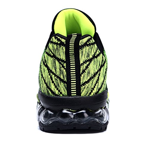 verde negro bajo LFEU de Unisex caño y adulto botas wYxqUB8