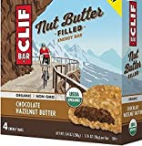 CLIF Nut Butter Filled - (Chocolate Hazelnut Butter, 4 Count) 2 Pack