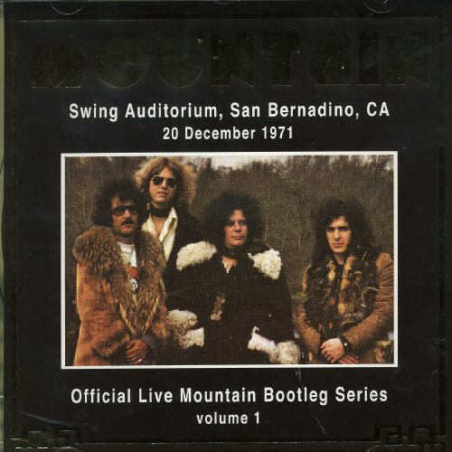 Official Bootleg, Vol. 1: Live At San Bernardino ()