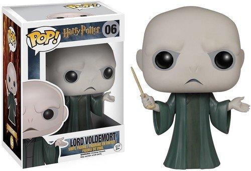 HARRY POTTER Figura Vinilo Lord Voldemort 06 Figura de coleccion Stand