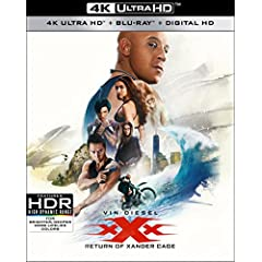 xXx: RETURN OF XANDER CAGE x-plodes on 4K, Blu-ray, DVD May 16 and Digital May 2 from Paramount