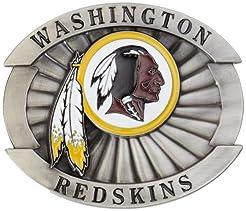 NFL Washington Redskins Oversized Buckle...