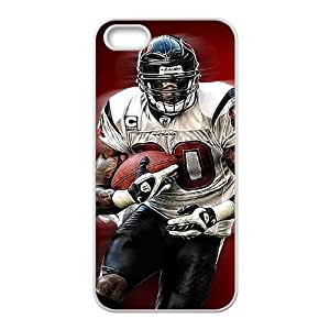 Houston Texans iPhone 4 4s Cell Phone Case White persent zhm004_8488886