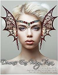 Demonic Ear Wing & Tiara