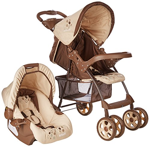Infanti Bubbly, Carriola Travel System, Color Beige