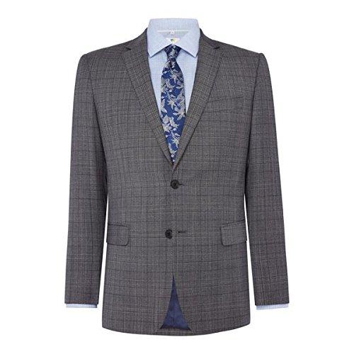[ロチャードジェームスメイフェア] メンズ ジャケット&ブルゾン Guarded Plaid Frederick Suit Jacket [並行輸入品] B07F33PN4V 46 Regular