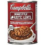 Campbell's Rustic Lentil Soup, 540mL
