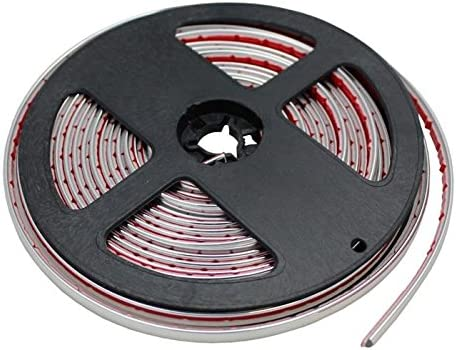 Chrom Zierleiste 6mm X 5m Auto Chromleiste Universal Selbstklebend Flexibel Beleuchtung