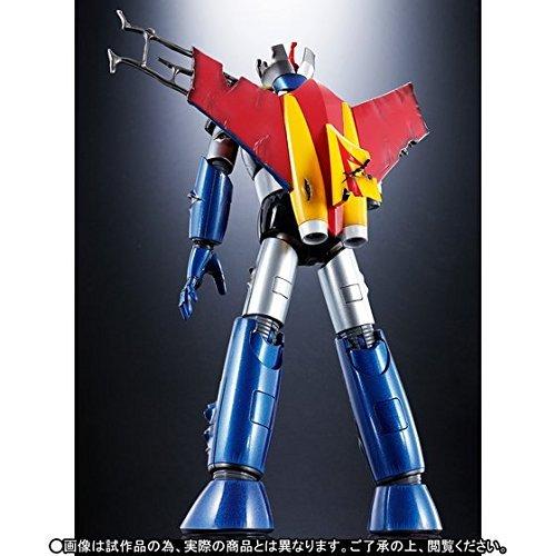 Soul of Chogokin GX-70D Mazinger Z D.C. damage ver. ''Mazinger Z vs. dark imperator'' (soul web shop only)