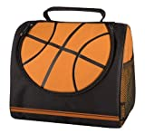 Thermos Novelty Soft Lunch Kit, Basketball PackageQuantity: 1 Color: Basketball, Model: N41360006, Toys & Play
