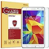 Samsung Galaxy Tab 4 7.0 Screen Protector, OMOTON Tempered Glass Screen Protector for Galaxy Tab 4 7-inch with [Anti Explosion] [9H Hardness] [High Definition] [Scratch Resist]