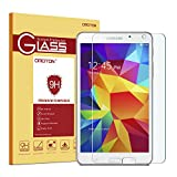 samsung galaxy 4 tablet 7 inch - Samsung Galaxy Tab 4 7.0 Screen Protector, OMOTON Tempered Glass Screen Protector for Galaxy Tab 4 7-inch with [Anti Explosion] [9H Hardness] [High Definition] [Scratch Resist]